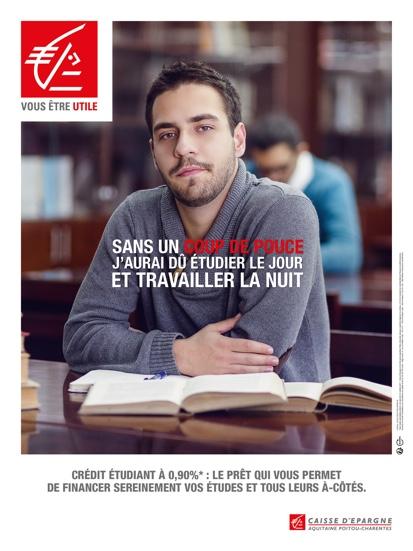 Affiche de la Société Générale