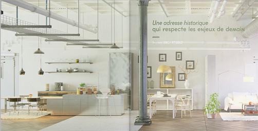 Plaquette Vinci Immobilier
